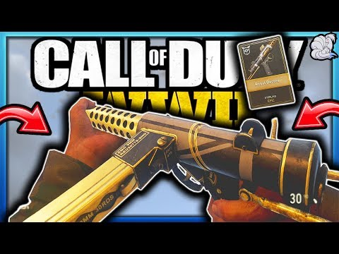 Is The Epic STERLING (Royal Decree) WORTH It? | COD: WW2 (Multiplayer & Zombies Review)