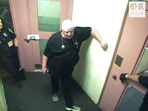 Washington County Releases Surveillance Video Of Jail Confrontation (Full Video)