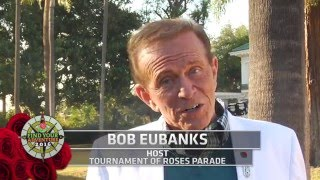 Bob Eubanks Rose Parade Farewell