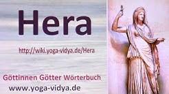 Hera - eine griechische Göttin