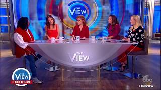 Catt Sadler Shares Her Side Of E! Exit | The View