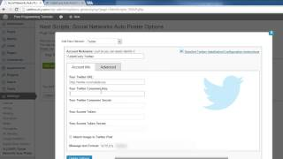From WordPress to Twitter   Automatically Share new Posts