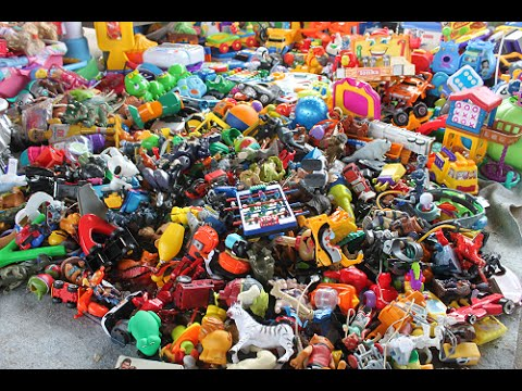 Lot Of Toys 2