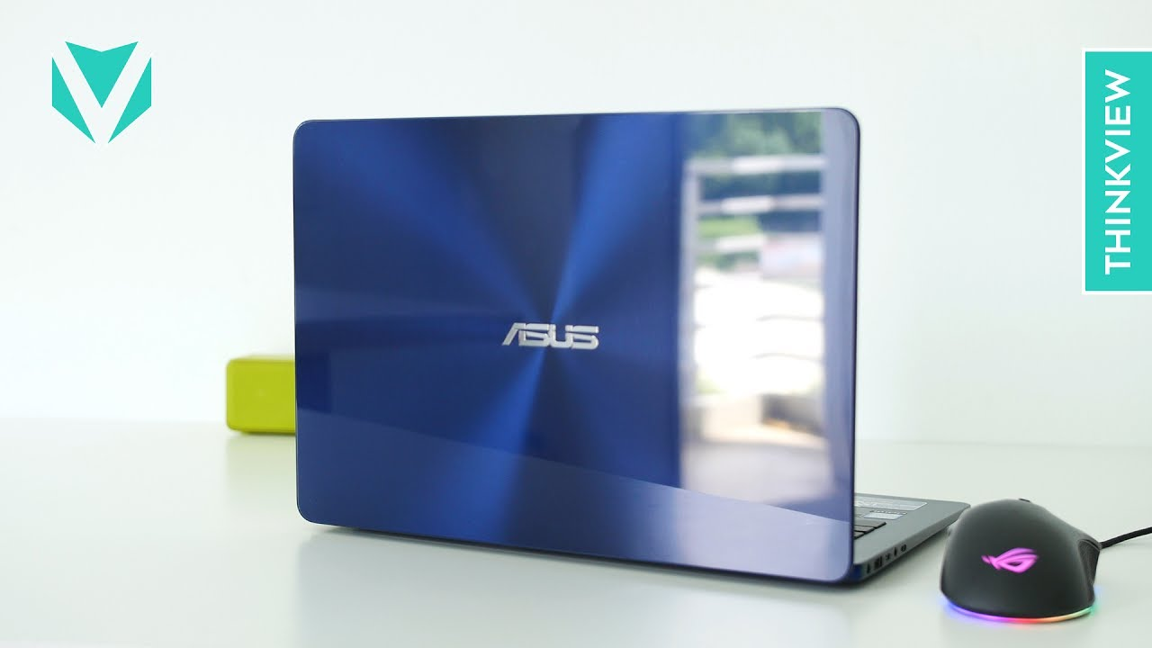 Asus UX430: Sự lựa chọn tốt nhất với 20 triệu đồng? | ThinkView
