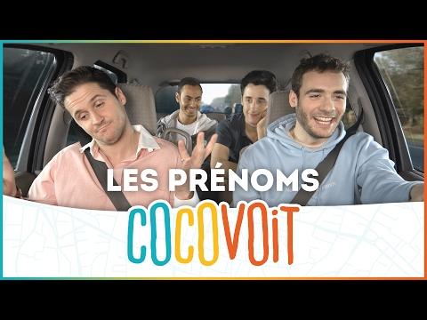 Cocovoit - Les Prénoms