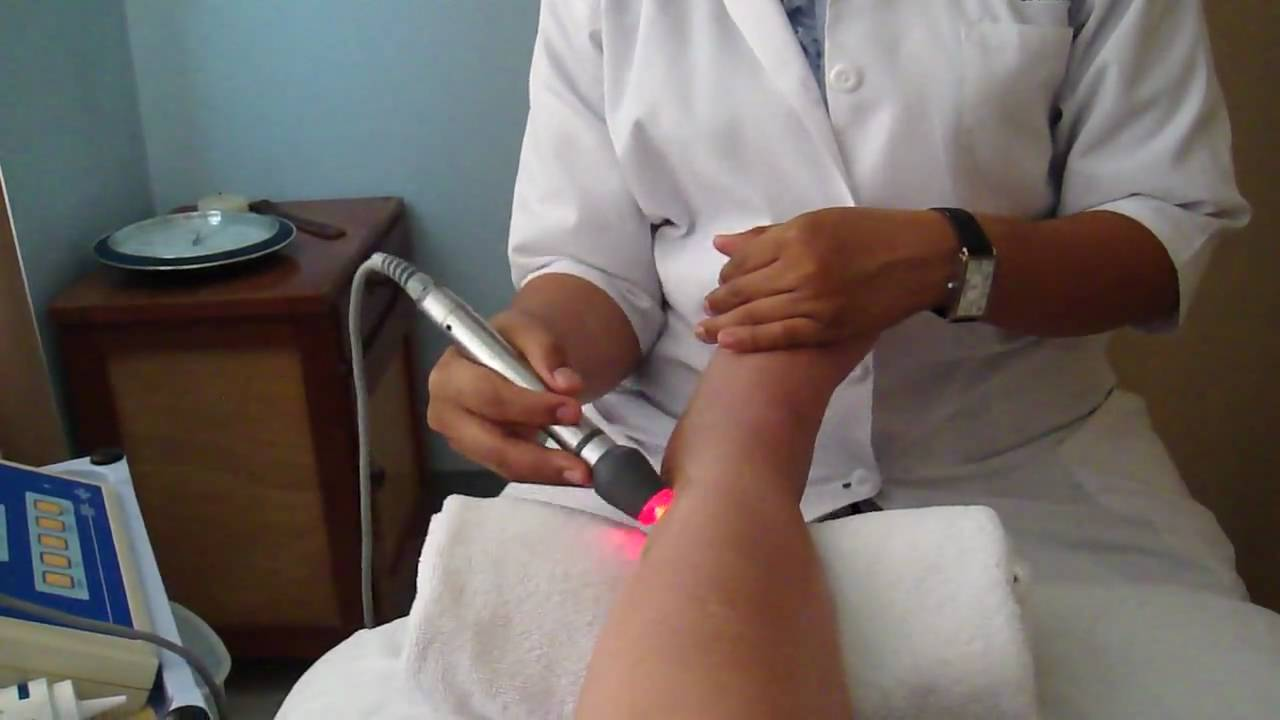 TERAPIA TOBILLO POR FRACTURA DEL PERONE - YouTube