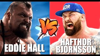 EDDIE HALL vs THOR fight: The Facts