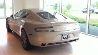 2x Aston Martin Rapides Walkaround + Interior!