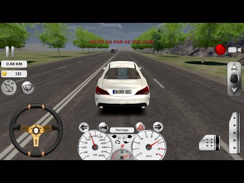 Real Driving Games >> Real Driving 3d Mercedes Benz Cla Class Youtube