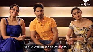 Download Video Interview With Alia Bhatt, Varun Dhawan and Sonakshi Sinha | Kalank Ki Kahaani | Kalank Movie MP3 3GP MP4