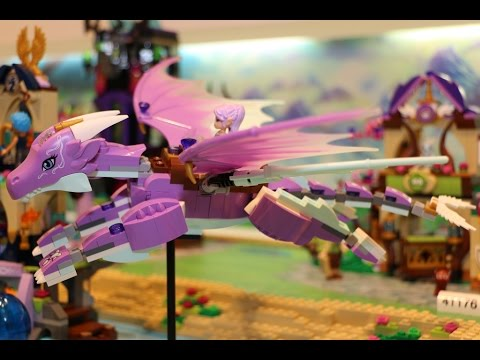 Toy Fair 2016: LEGO Elves summer sets - dragons! - YouTube