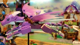 Toy Fair 2016: LEGO Elves summer sets - dragons!