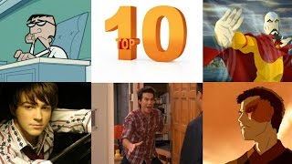 Top 10 BEST Nickelodeon Characters(Male)