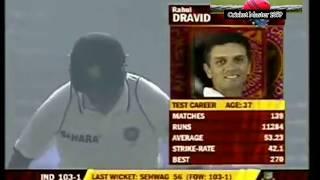 India vs Bangladesh 2nd Test 2010 Mirpur Highlights