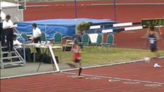U17m 1500m 2009 South Of England Champs