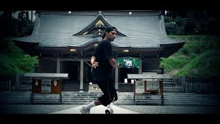 Street Dance in Japan  Beyond the wall    Beautiful japan (part 2) by redouane nour