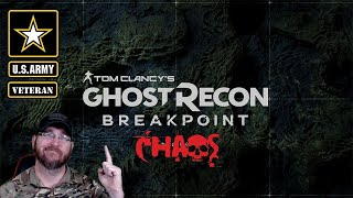 More Ghost Recon: Breakpoint | US Army Veteran | LIVE