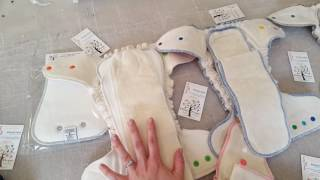 Feature Friday PNPBaby Cloth Diapers:  Snake Soakers