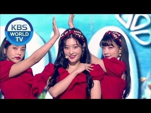 DIA - WooWoo | 다이아 - 우우 [Music Bank / 2018.08.17]