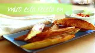 Batatas Al Horno