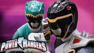 "SNEAK PEEK: Power Rangers Dino Charge ""True Black"""