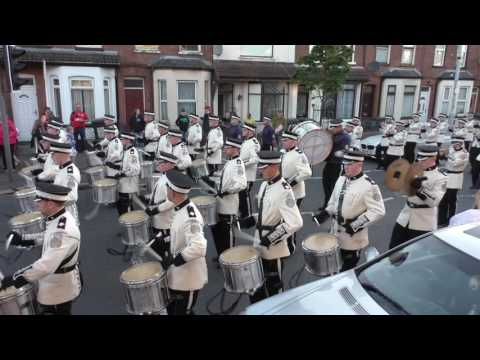 East Belfast Protestant Boys (1) @ Gertrude Star 2016