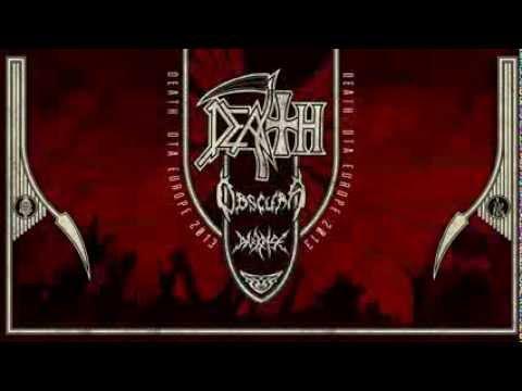 DEATH - DTA 2013 European Tour Trailer