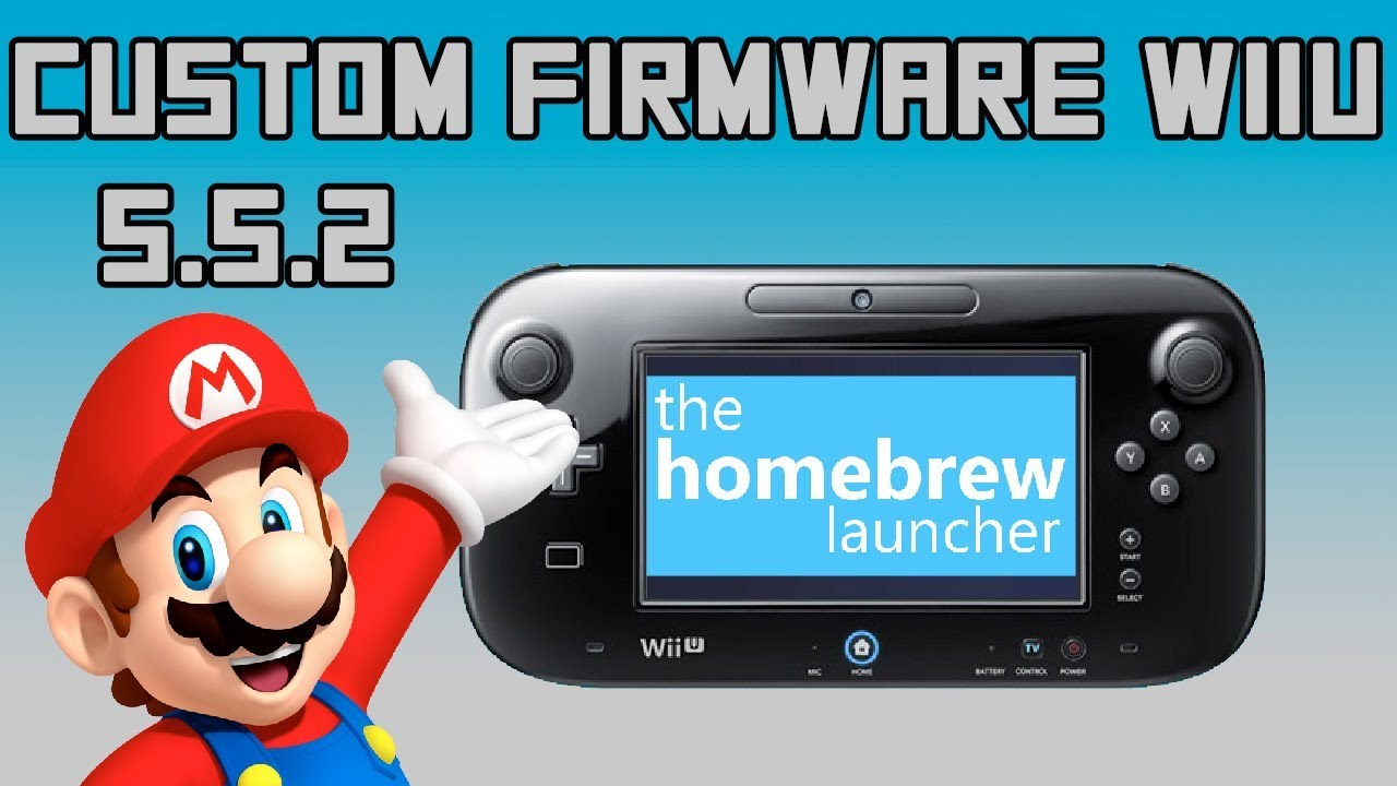 Hack WiiU 5 5 2 : Underground - Forums GAMERGEN COM