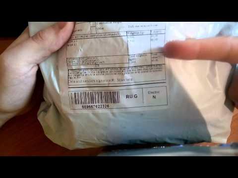 Распаковка наушников Somic G909 7.1 с эффектом вибрации