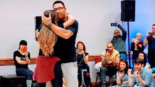 Download Lagu The Black Eyed Peas J Balvin - RITMO Bad Boys For Life Dance Brazilian Zouk William Paloma MP3