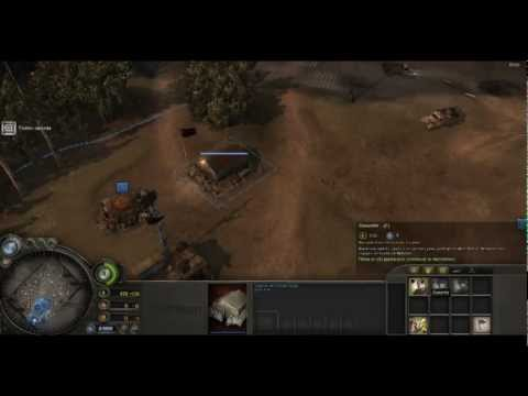 Company Of Heroes Eastern Front - GamePlay / Decouverte FR