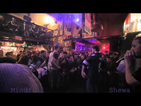 KontraBanda (Mindfull, Shewa) - Beatbox Battle, Februar 2015, Podgorica