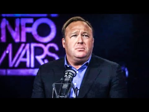 Alex Jones Offers Insane Conspiracy Theory To Explain Trump's Mental Decline
