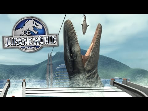 Download Youtube: VISIT JURASSIC WORLD!!! - Jurassic Explorer Gameplay