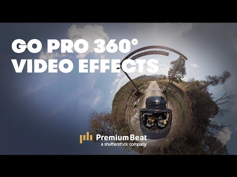 How to Use the Free GoPro VR Effects in Premiere Pro