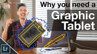 Why you need a Graphics Tablet - Wacom Tablet for beginners