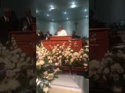 Keith Jones Homegoing celebration Temple of Praise Bishop Glen Staples senior pastor praise break