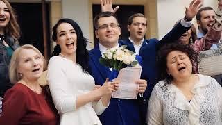 Свадьба в Сочи Алексей и Карина идеально подходят друг другу.