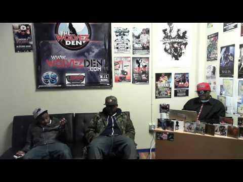 Eastside E {w/special guest Passport} Interview @Substation Studios 4/17/2014