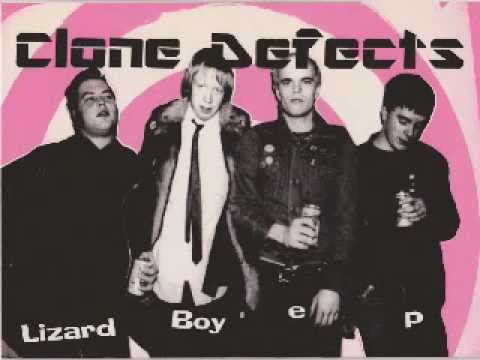Clone Defects - Lizard Boy