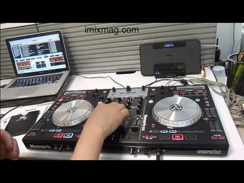Numark NS6 Review with Serato itch Midi Controller (Review #1)