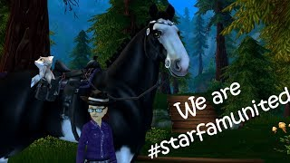 We are #starfamunited! ~ Star Stable Online [SSO]