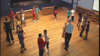 New England Dancing Masters - Dancing the Circle Waltz Mixer