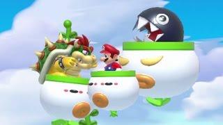 Super Mario Maker - 100 Mario Challenge #106 (Expert Difficulty)