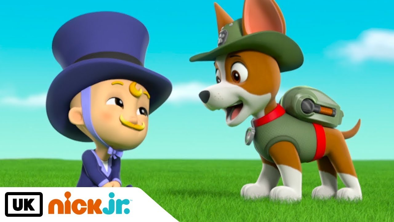 Paw Patrol | Pups Save a Baby Humdinger | Nick Jr  UK