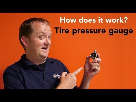 How Does it Work? Tire Pressure Gauge