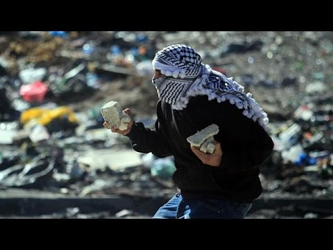 Intifada conditions grow with Jerusalem violence