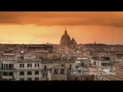 ROME STOCK FOOTAGE SAMPLE