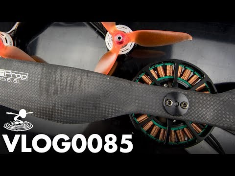 HEAVY METAL DRONE | VLOG0085