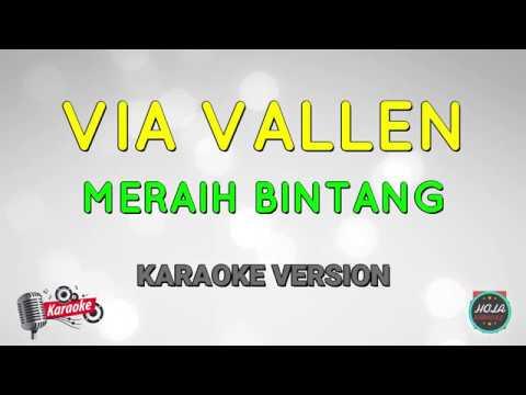 karaoke-via-vallen---meraih-bintang-|-lagu-pop-indonesia-instrumen-dengan-lirik-tanpa-vokal